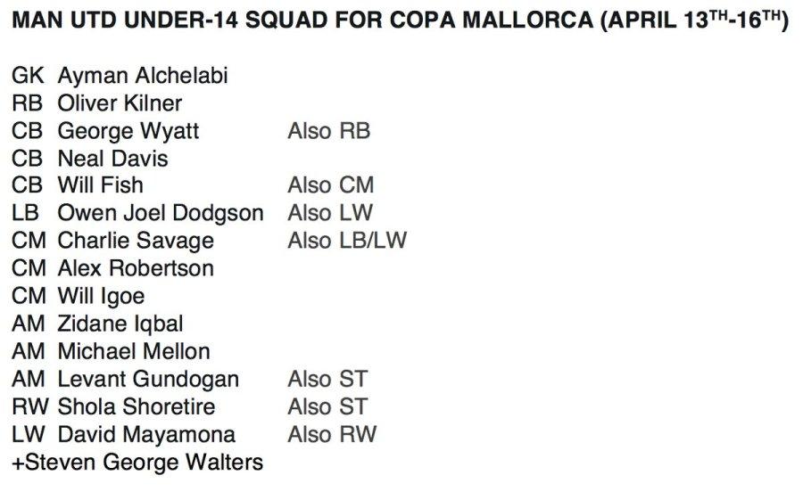 Man Utd Squad Copa Mallorca 2017.jpg